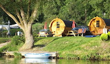 Camping barrel in Traben -Trarbach Germany