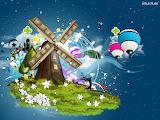 Windmill Fantasy