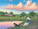 The Golden Hour by John Sloane...