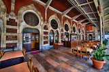 The Orient Express Train Station Istanbul Turkey