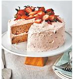 Food - Strawberry Cake
