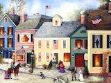 Linda Nelson Stocks Flag Street