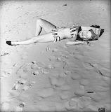 René Maltête, At the beach, 1960's