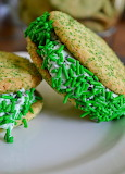 ^ Mint ice cream sandwiches