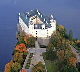 Orlík, castle, CZ 2