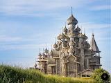 Church of the Transfiguration, Kizhi Island, Russia