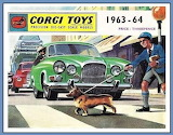 Corgi Toys Catalogue 1963-64