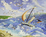 ^ Wallace Goes To Sea ~ Anna Pugh