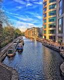 Regents Canal, london