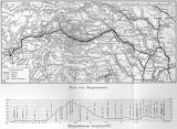 Bergensbanen Kaart