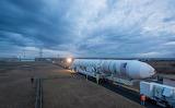 Orbital Sciences Corp. Antares Rocket