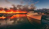 Gosford sunset