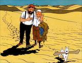 8 - Tintin et le crabe aux pinces d'or - 2