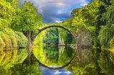 Devils Bridge Germany