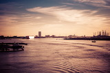 Galveston Harbor