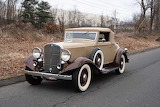 1933 Franklin Olympic Coupe Roadster