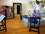 Viena, Klimt's Villa, inside,  Austria