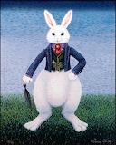 Grace Slick White Rabbit