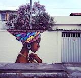 Afro Street Art