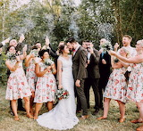 A True Wedding PAR-TAY!