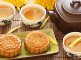 Food Cakes and Sweet Pie and tea 036838