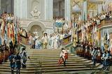 Reception du grand conde a versailles jean-leon gerome 1878