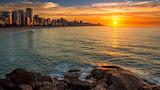 Sunrise in Rio-Brazil