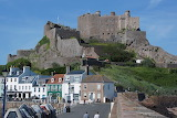 Mont Orgueil Fortress Eastern Jersey Island
