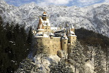 Ban Castle is also known as Dracula's Castle,Located in Romania'