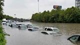 Tropical Storm Imelda Flooding
