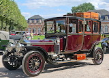 Rolls Royce Silver Ghost double cab 1913