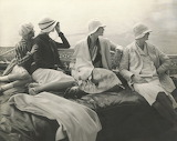 Steichen, On George Baher's yacht, 1928
