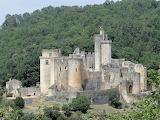 chateau fort Du Moyen France