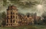 ^ Fonthill Castle art, Doylestown, Pennsylvania
