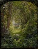 Woodland Landscape ~ William T. Richards 1860