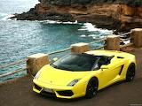 cool Victory Lamborghini Gallardo 2009