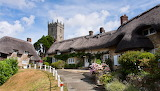 Thatch Cottages and Church England