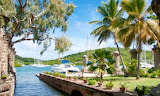 Antigua, English Harbour, Nelson's Dockyard