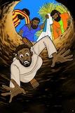José es arrojado a un pozo por sus hermanos