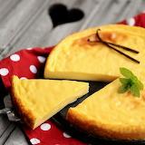 Tarte à la crème à l'Alsacienne