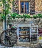 Shop Saint Cirque Lapopie France