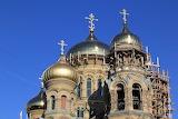 Karosta catedralal, Latvia