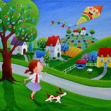 Ulla goes Kiting - Iwona Lifsches
