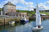 The harbour at Eyemouth, Scottish Borders