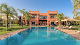 Luxury Marrakech villa, pool and garden