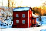 House, Sweden