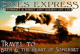 Poster S&D Pines Express