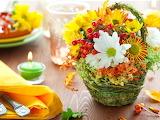 Flores de colores 4