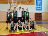 Basketball boys team