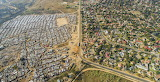 """Architecture archdaily """"Social inequality, As Seen From The Sky"""""""